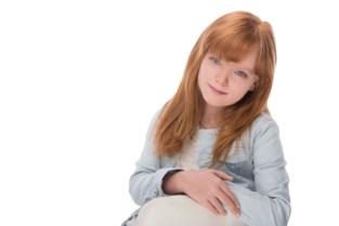 9-jarige Kayleigh brengt iedereen aan het dansen