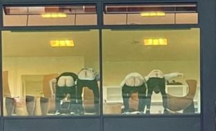 Een tepeldraaier, blote konten en Duitse vlaggen: KV Oostende krijgt weer wind van voren bij Deense zusterclub Esbjerg FB