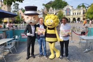 Plopsa zet bekende pretparkattracties te koop… in eigen versie van Monopoly