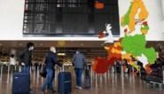 Steeds minder groen op Europese coronakaart: Zweden en Finland oranje, Frankrijk en Italië roder