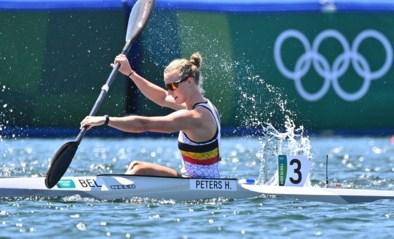 Sterke Hermien Peters eindigt zesde in A-finale op de K1 500m, Lize Broekx wordt vijfde in C-finale