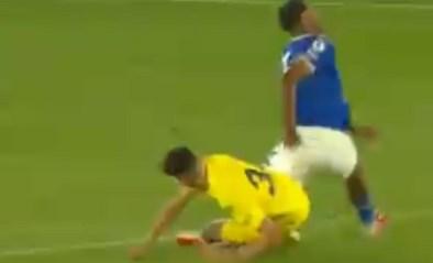 Seizoen meteen voorbij: ploegmakker van Youri Tielemans slachtoffer van brutale en onnodige tackle in oefenmatch