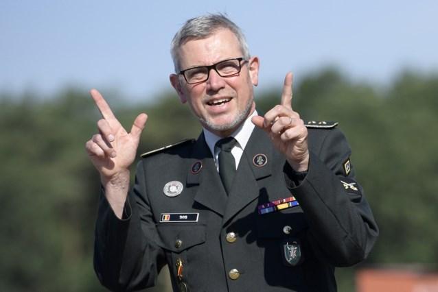 """Luitenant-generaal Thys over hulpverlening na noodweer: """"Riemen waarmee we roeien zijn heel kort geworden"""""""