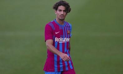 Club Brugge discussieert met Barça over aankoopoptie Alex Collado