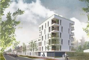 Zwembad, fitness en misschien padelveld. Nieuwe flatgebouw in Zwijnaarde krijgt het allemaal