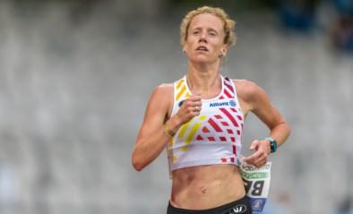 """Marathonloopster Hanne Verbruggen: """"Ik mag geen aparte kamer boeken"""""""