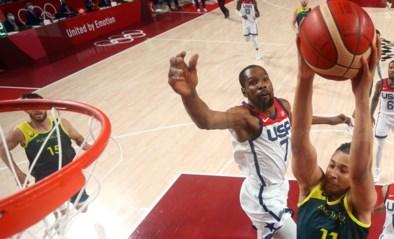 OS LIVE. Team USA naar basketbalfinale, Amerikaanse sprinters missen finale