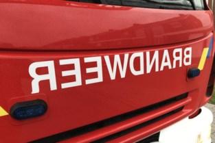 Brand in ondergrondse garage veroorzaakt hevige rookontwikkeling, brandstichting niet uitgesloten
