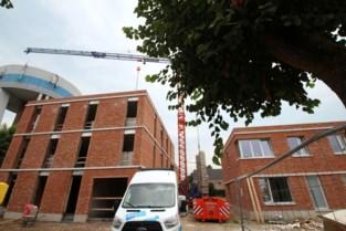 Eerste woningen rond de watertoren krijgen vorm