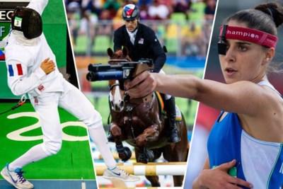 Moderne vijfkamp is gestart: 'de meest olympische sport' is een spektakelstuk, waarom kijkt er dan geen kat naar?