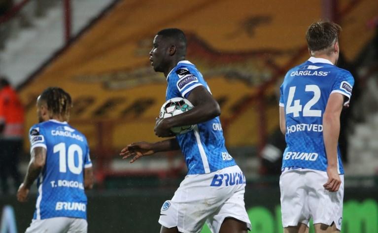 Il Genk corregge una situazione contorta e segna la sua prima vittoria della stagione sul Kortrijk dopo un gol nel recupero