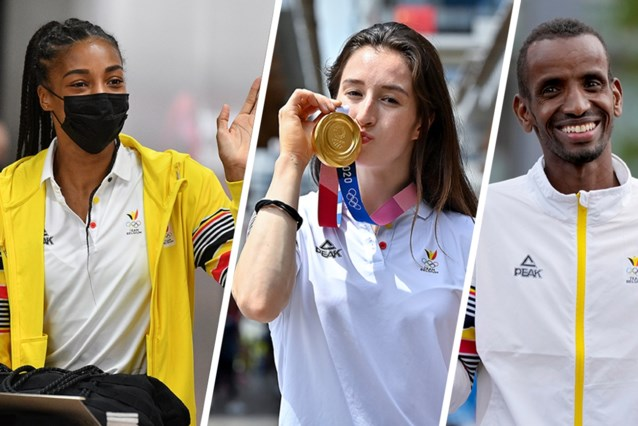TEAM BELGIUM LIVE. Spelen van de Belgen zitten erop, grootste medailleoogst sinds 1948
