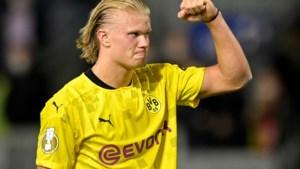 Erling Haaland zet nieuwe seizoen in met hattrick in bekerduel, Witsel en Thorgan Hazard maken heroptreden bij Dortmund