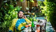 """Bockie De Repper: """"Ik zit hier zo vaak dat ik onlangs thuiskwam en vergeten was dat ik een L-zetel heb"""""""