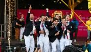 Belgische top 8-atleten worden op 3 september gevierd in Brussel