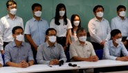 """Grootste vakbond in Hongkong opgeheven """"onder enorme politieke druk"""""""