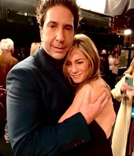 Ross e Rachel sono una vera coppia?  Voci che David Schwimmer e Jennifer Aniston abbiano una relazione