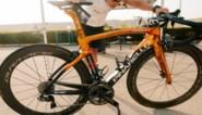 Na de gouden helm van Greg Van Avermaet: olympisch kampioen Richard Carapaz krijgt een blinkende gouden fiets