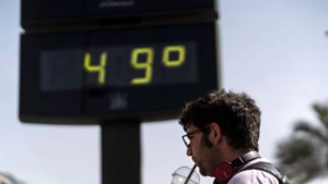 Temperatuur in Zuid-Spanje smeult rond nationaal record