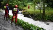 Lichaam teruggevonden na stortvloed in Beierse bergen, nog één vermiste