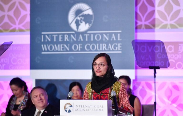 Walikota Afghanistan dan Aktivis Hak Perempuan: