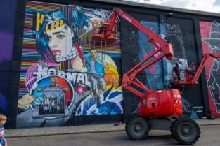 Streetartfestival Meeting of Styles is terug van weggeweest op 3, 4 en 5 september