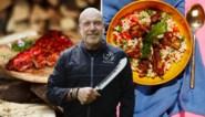 RECEPT. BBQ-kampioen Peter De Clercq maakt ribbetjes: simpel met echte barbecuesaus, of als volledig feestmaal met couscous