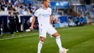 """""""Buenas sensaciones"""": voetbalplezier druipt er weer vanaf bij Eden Hazard"""
