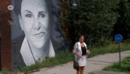 """Loes Van den Heuvel vereeuwigd op muurschildering in Boom: """"Ongelofelijk eerbetoon"""""""