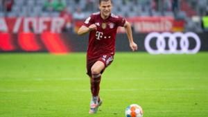Joshua Kimmich verlengt tot 2025 bij Bayern München