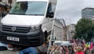 Extinction Rebellion activisten betogen in Londen