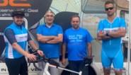 """Oudsbergenaar fietst met nieuwe lever naar Milaan: """"Hoe meer ik sport, hoe minder medicatie ik moet nemen"""""""