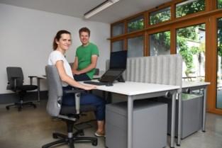 """Nieuwe cowork-ruimte Zenter opent op Gitschotellei: """"Werken met focus op gezondheid en beweging"""""""