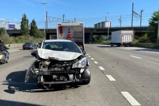 Ongeval op Antwerpse Ring zorgt voor zware verkeershinder