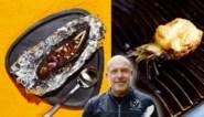 Met Snickers en Smarties: zo tovert Peter De Clercq een dessert op de BBQ