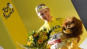 """Tadej Pogacar hervat in Bretagne Classic, maar weet niet wat hij mag verwachten: """"Heb mijn Tourzege wel wat gevierd"""""""