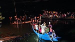 Zeker 21 doden bij botsing van twee boten in Bangladesh