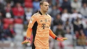 Bayern-doelman Manuel Neuer heeft recordaantal clean sheets beet