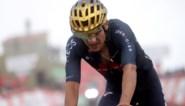 """Vermoeide Richard Carapaz na opgave in de Vuelta: """"Ben helemaal leeg"""""""