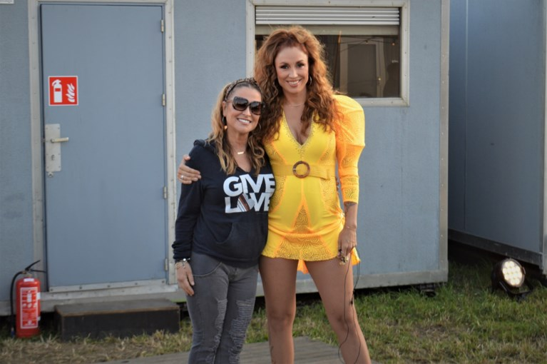 Natalia conjures up Anastacia from her sleeve: world star suddenly appears on the stage of BuikRock