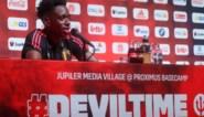 """Rode Duivels Sambi Lokonga en Vertonghen zijn strijdvaardig: """"We gaan voor 3 zeges, we willen kwalificatie snel veiligstellen"""""""