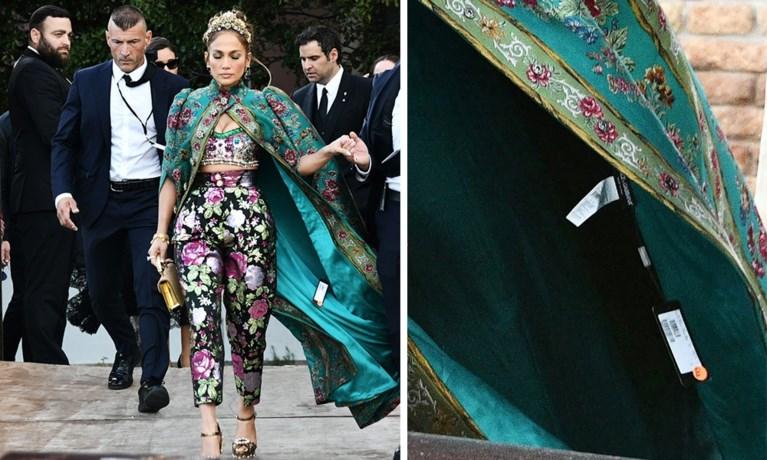 Perdere moda e pioggia durante la prestigiosa sfilata di Dolce & Gabbana a Venezia