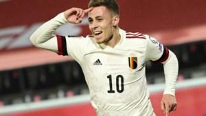Thorgan Hazard haakt met blessure af voor WK-kwalificatiematchen Rode Duivels