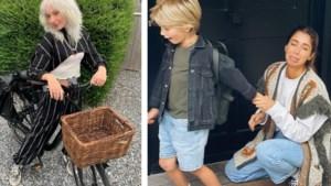 Ook deze bekende Vlamingen zagen hun kinderen terug naar school gaan