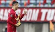 Cristiano Ronaldo nog maar eens op recordkoers: CR7 evenaart Sergio Ramos als Europeaan met meeste caps