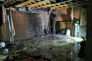 Bewoner en brandweer Brakel vermijden zware brand