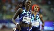 """Rijzende ster Rani Rosius achtste in zeer snelle 200 meter: """"Ik ging kapot van de stress"""""""