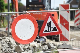 Verkeersplateau Putsebaan-Kalmthoutsebaan vernieuwd