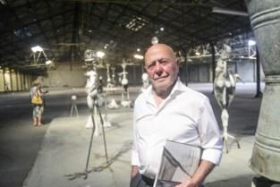 """Koenraad Tinel exposeert in Dijledonk: """"Het klikte met de locatie"""""""