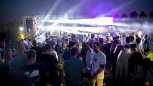 400 feestvierders spoelen corona door tijdens Sunary Festival in Pliniuspark